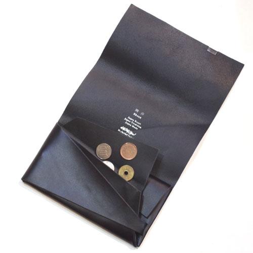SHOSA・LONG WALLET・BASIC BLACK
