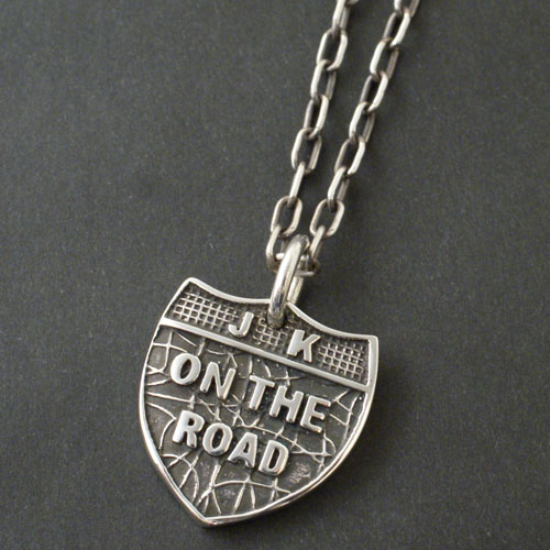 JK ON THE ROAD NECKLACE