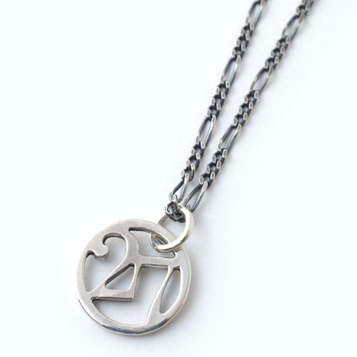 THE 27 CLUB NECKLACE