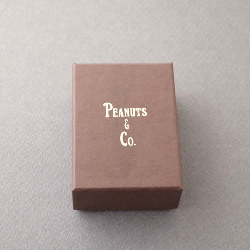 LARGE PEANUTS/Brass+PEANUTS CHAIN/Brass