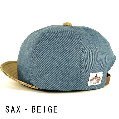 NEW BRIDGE CAP TWILL・通年1番人気