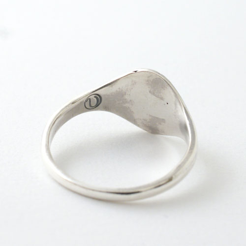SIGNET RING OVAL MID