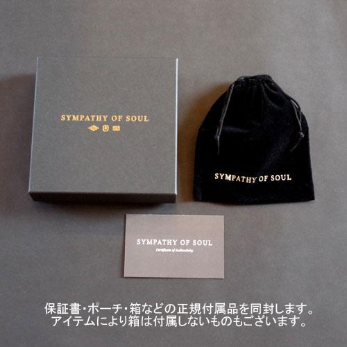 Horseshoe Amulet Cord Bracelet - Silver w/CZ 斉藤工さん着用モデル