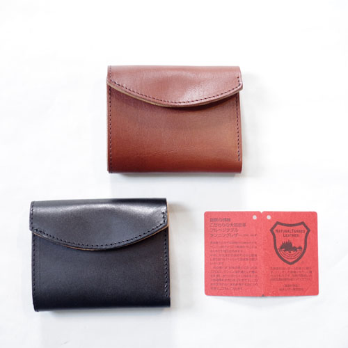 TOCHIGI LEATHER COMPACT WALLET