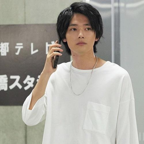 佐藤健さん着用 SILVER CHAIN NECKLACE TYPE3