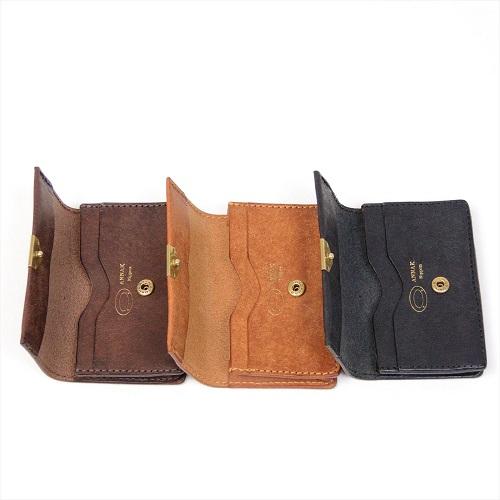 Pueblo Leather Card case