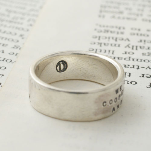 VOW RING