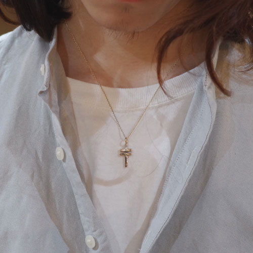 K10 DRAGONFLY NECKLACE