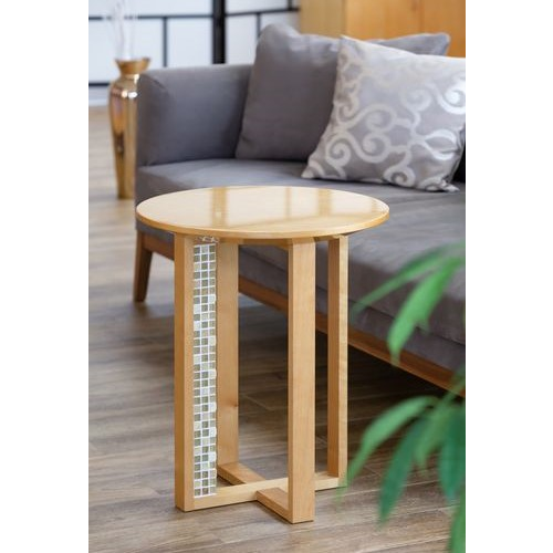 キャンディモザイク  コーヒーテーブル 4本脚×タイル3列