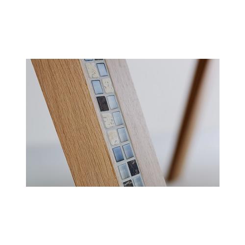 CANDY MOSAIC ダイニングテーブル(脚タイル) 幅1500×奥行850