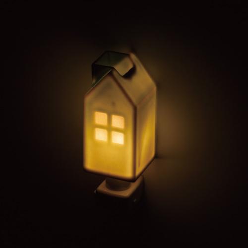 ハウスアロマライト コンセント型 ライトグリーン