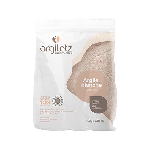 アルジレッツ ホワイトクレイ 超微粒粉 200g