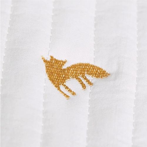 Napmat Embroide Fox