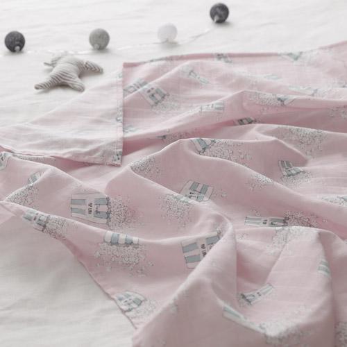 Premium Gaze Blanket / Sweet Popcorn