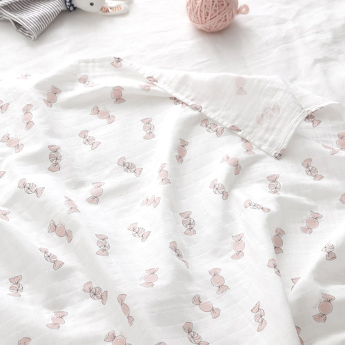Premium Gaze Blanket / Candy Pop