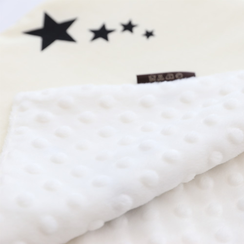 Premium Large Blanket / Star Dream - Ivory