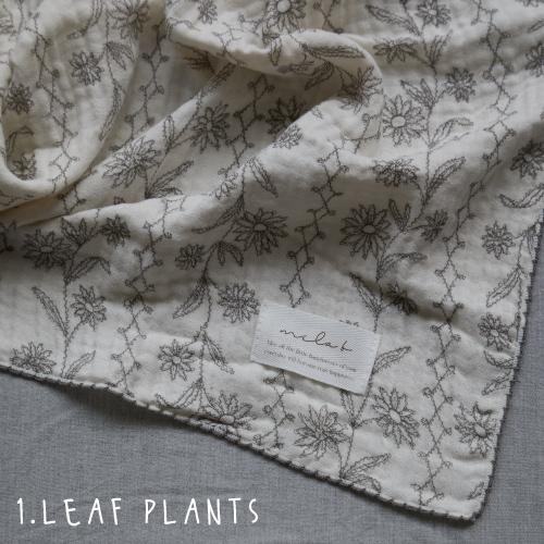 Cotton Triple Gauze Blanket 【70*100】