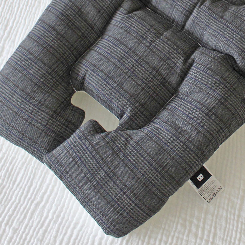 Premium-Liner_Glen check-gray