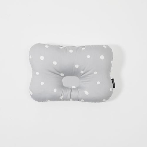 Baby Pillow / Mary Dot -Gray