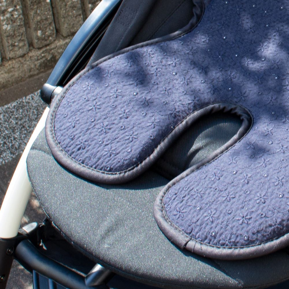 Classic Air_Cotton Lace - Navy