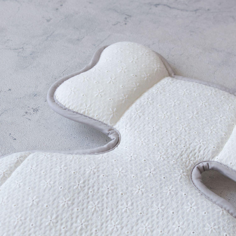 Classic Air_Cotton Lace - White