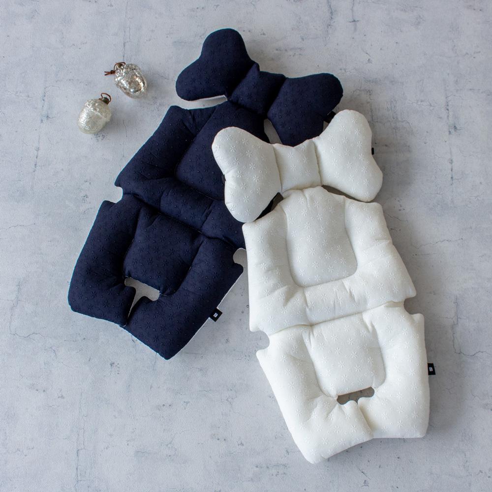 Designers-Liner / Cotton Lace - White