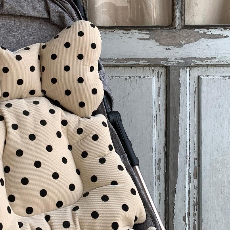 Designers Line / Corduroy Dot-Cream