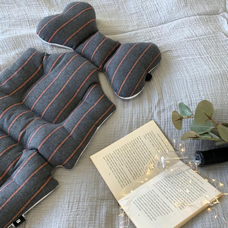 Designers Line / British Stripe-Gray