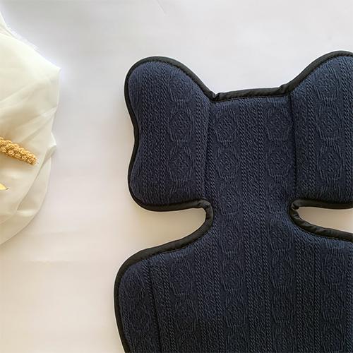 Premium Air_Jacquard Summer Knit-Navy