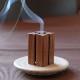 小さな木の香炉
