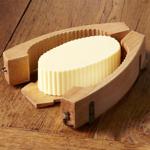 ゲランド塩のバター