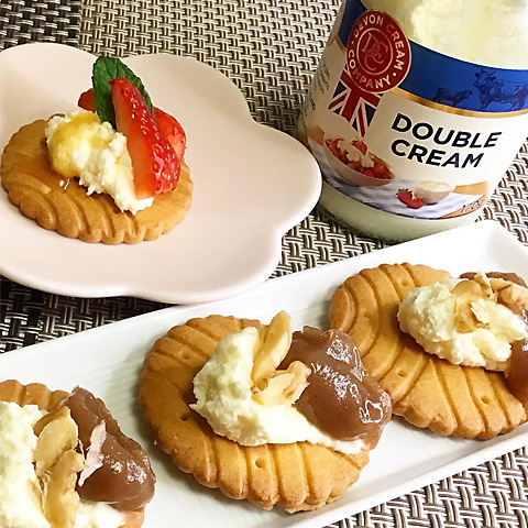 ダブルデボンクリーム