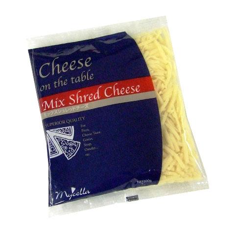 ミックスチーズ(3種のとろけるチーズ)