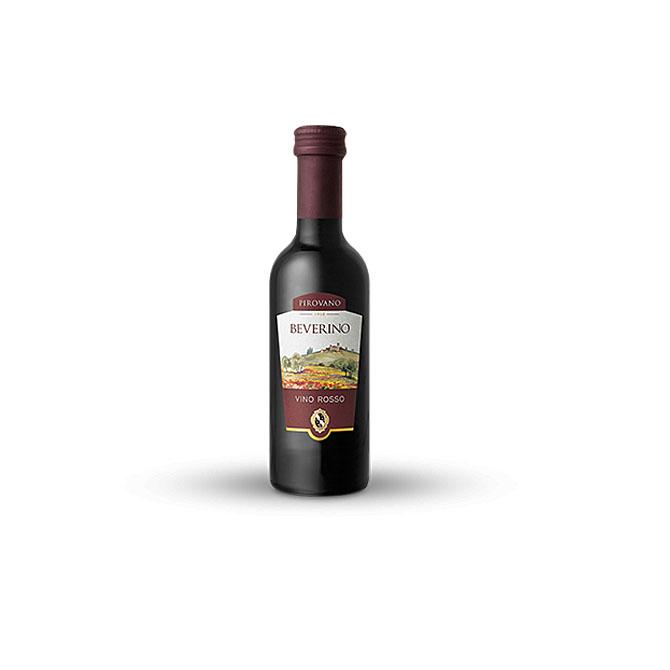 カンティネ ピロヴァノ ベヴェリーノ ヴィノ ロッソ  250ml