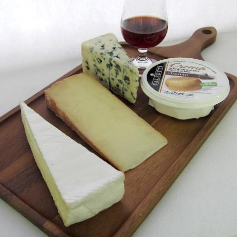 WEB限定 チーズ専門店のワインと楽しむ秋のチーズセット