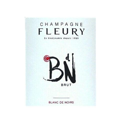 フルーリーP&F ブラン・ド・ノワール・ブリュット