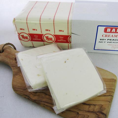 デンマーククリームチーズフルーツ3種セット
