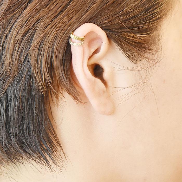 インディアン ゴールドイヤーカフ Indian Ear Cuffs(Gold)