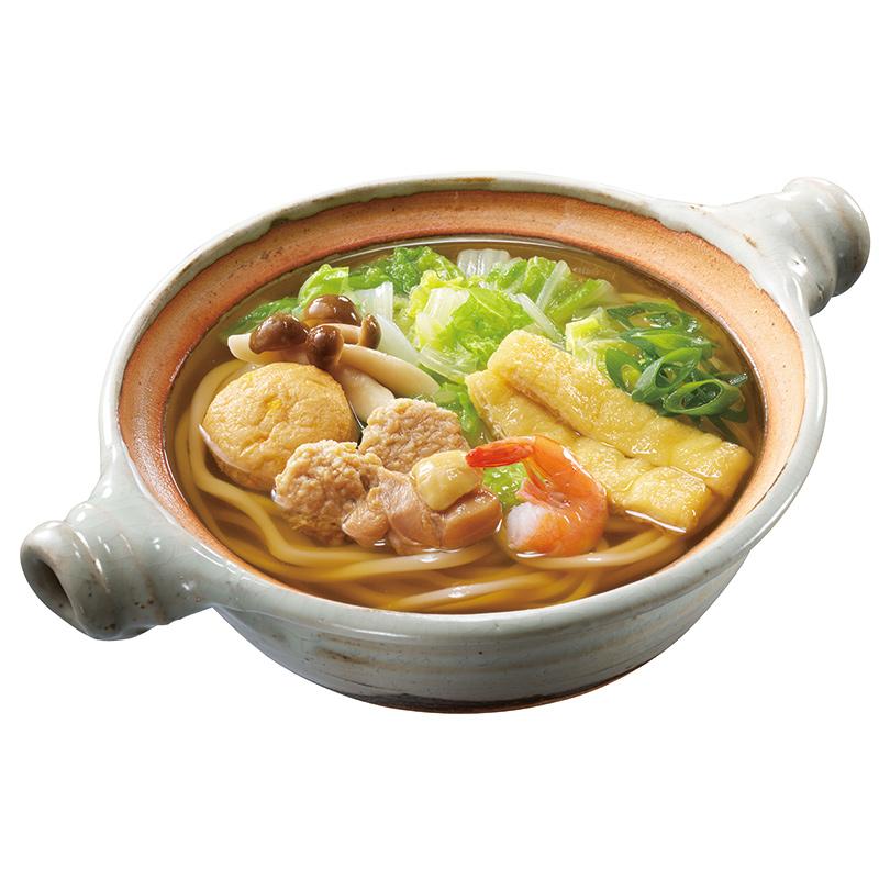 キンレイ 寄せ鍋(うどん入り)