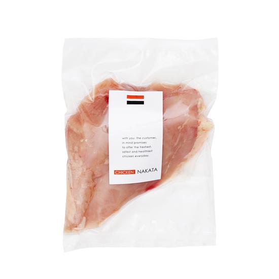 国産 鶏肉 紀州うめどり むね肉 250g 冷凍 (和歌山県産 銘柄鶏 鶏ムネ肉)【紀の国みかん鶏での代用出荷】