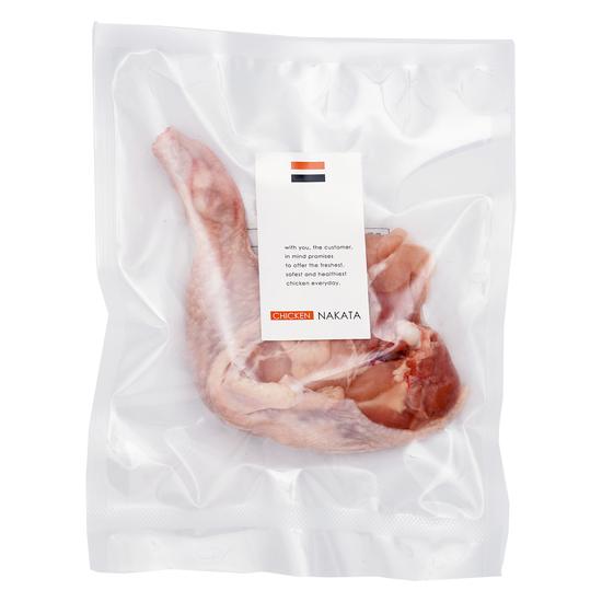 国産 鶏肉 紀州うめどり 骨付き もも肉 250〜300g 冷凍 (和歌山県産 銘柄鶏 骨付き鶏肉 骨付きチキン)【紀の国みかん鶏での代用出荷】