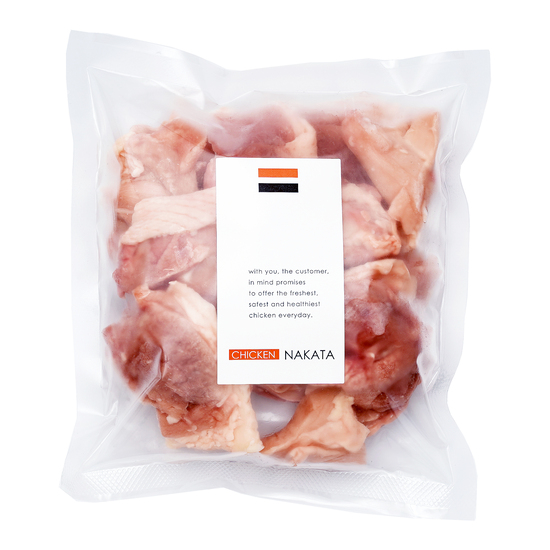 国産 鶏肉 紀州うめどり もも肉ぶつ切り 250g (和歌山県産 銘柄鶏 鶏モモ肉 カット済 切り身)【紀の国みかん鶏での代用出荷】