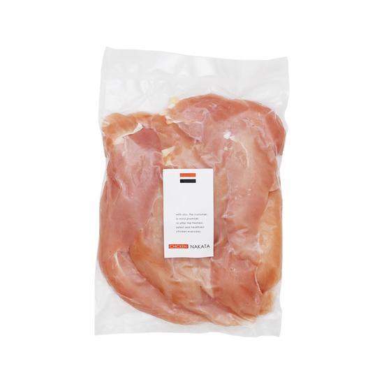 国産 鶏肉 紀州うめどり ささみ 1kg 冷凍 (和歌山県産 銘柄鶏 鶏ササミ肉)【紀の国みかん鶏での代用出荷】