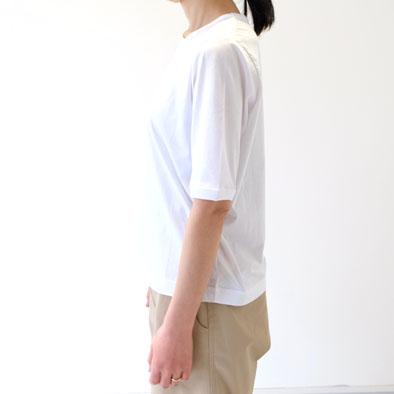 超長綿半袖Tシャツ