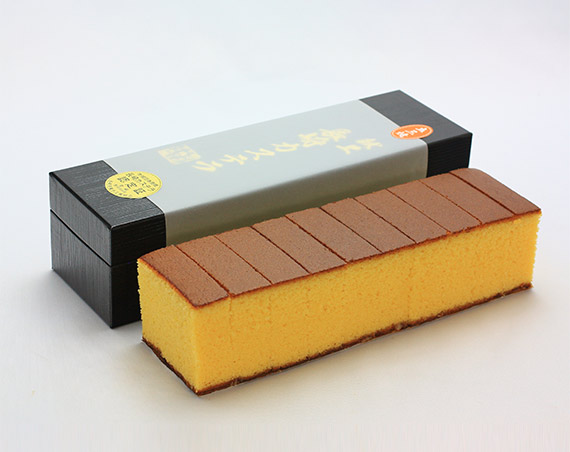 五三焼蜂蜜かすていら≪黒箱≫ 0.75斤