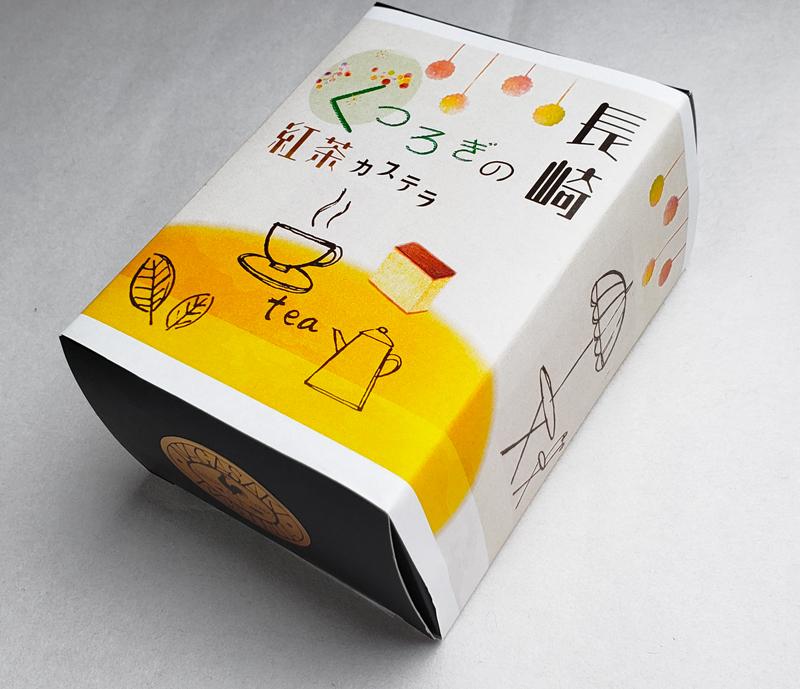 紅茶カステラ 0.5斤