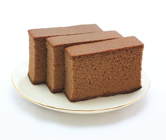 チョコカステラ 1斤/0.75斤