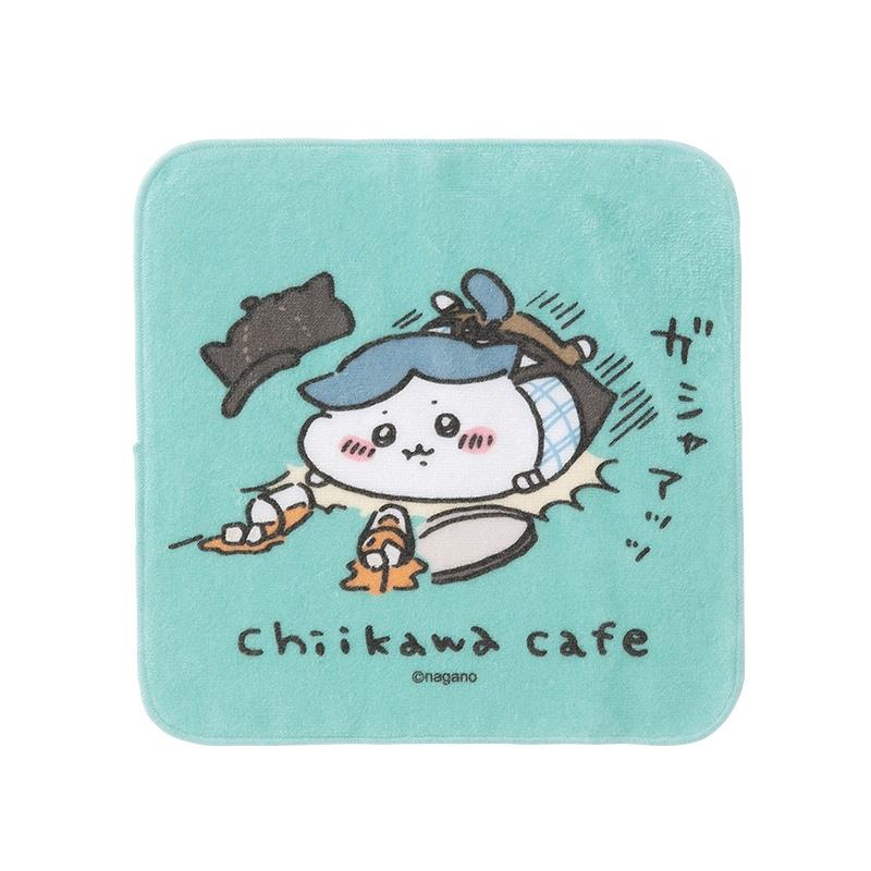 ちいかわカフェ ハンドタオル(ガシャアッ!)【1会計 2個まで】