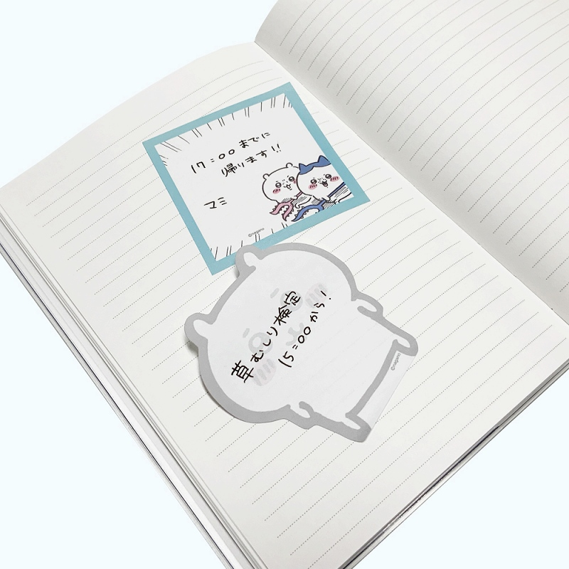 ちいかわ ダイカット付箋(ちいかわ)