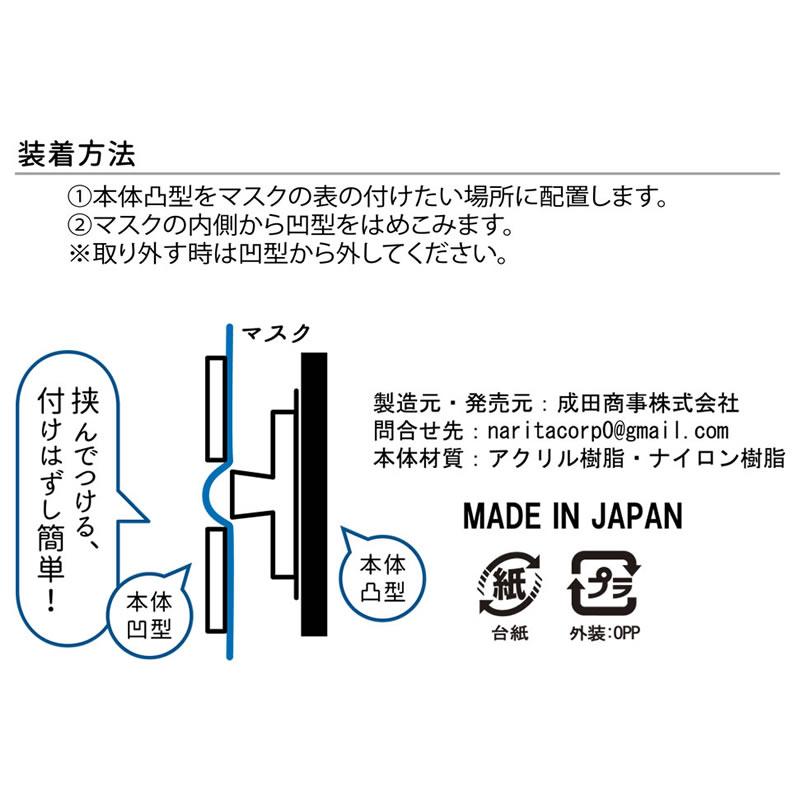 ちいかわ マスクチャーム(ハチワレA)